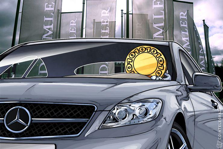 Mercedes-Benz belohnt Eco-Driving mit eigener Kryptowährung