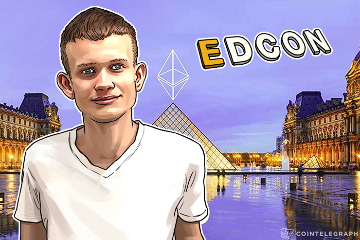 Vitalik Buterin, Other Experts to Talk Ethereum, DAO, Social Goods on EDCON 2017
