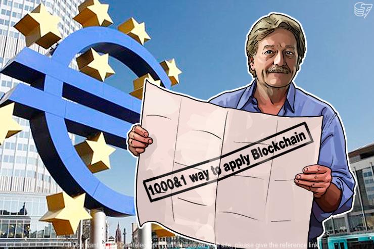 European Central Bank Now Loves the Blockchain