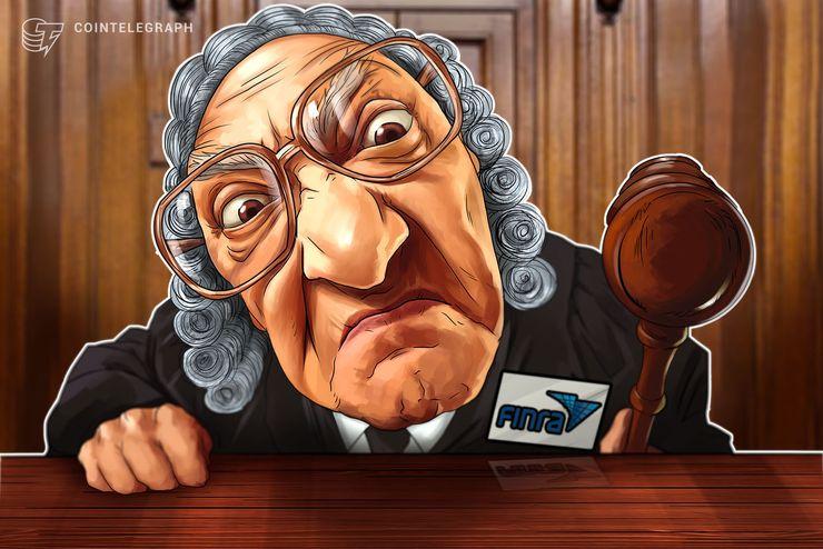 FINRA: Strafzahlung für Tezos-Mitbegründer