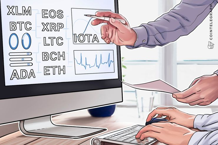 Bitcoin, Ethereum, Ripple, Bitcoin Cash, EOS, Litecoin, Cardano, Stellar, IOTA: Price Analysis, June 01