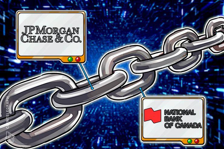 JPモルガン、ブロックチェーンの「クォーラム」のテストを実施
