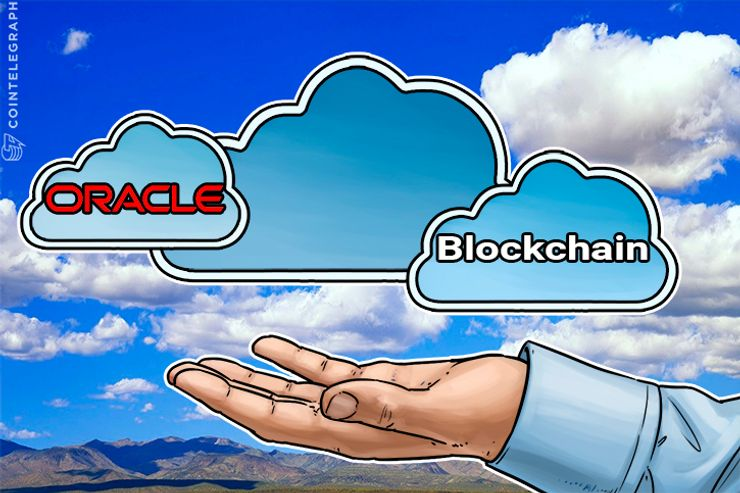 Oracle se junta a mania Blockchain e usa o Hyperledger Fabric