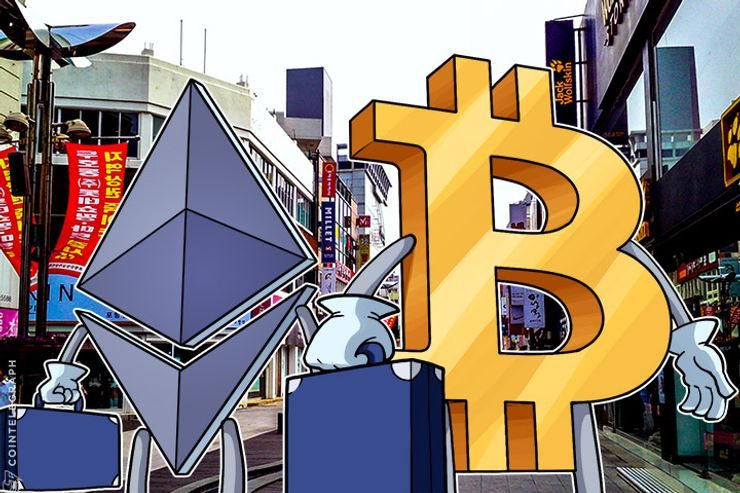 South Korea is Becoming Bitcoin and Ethereum Powerhouse