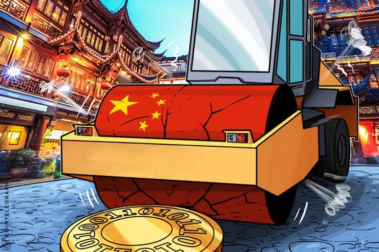 China luta para dar o tiro de misericórdia no Bitcoin e moeda prospera