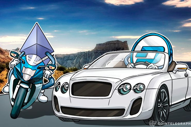 Ethereum Price Going Dash Way, Network Consolidates After Series of Setbacks