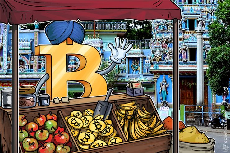 In Midst of Demonetization Chaos, Bitcoin Purchases in India Increase by 20-30 percent