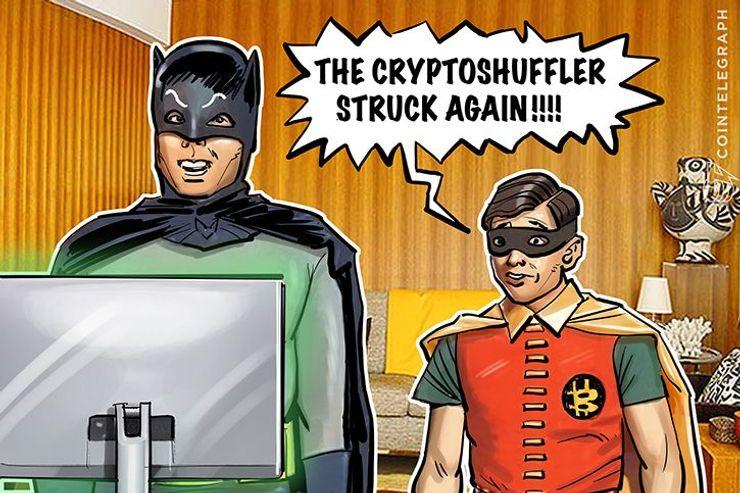 Cryptoshuffler ukrao 150.000 dolara vlasnicima bitkoina koji su osetljivi na ovaj molver