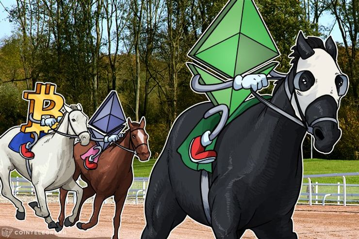While Ethereum Surges, Ethereum Classic Plays The Dark Horse