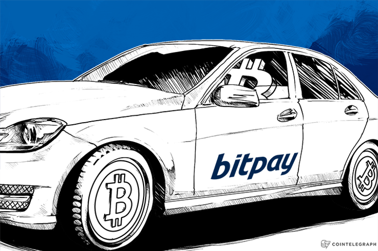 BitPay Announces World's First Bitcoin Miner Powered by Car Braking
