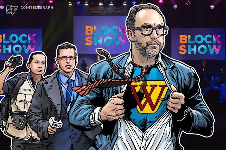 """""""Man kann Blockchain nicht verbieten. Es ist Mathe"""" - eine Unterhaltung mit Jimmy Wales"""