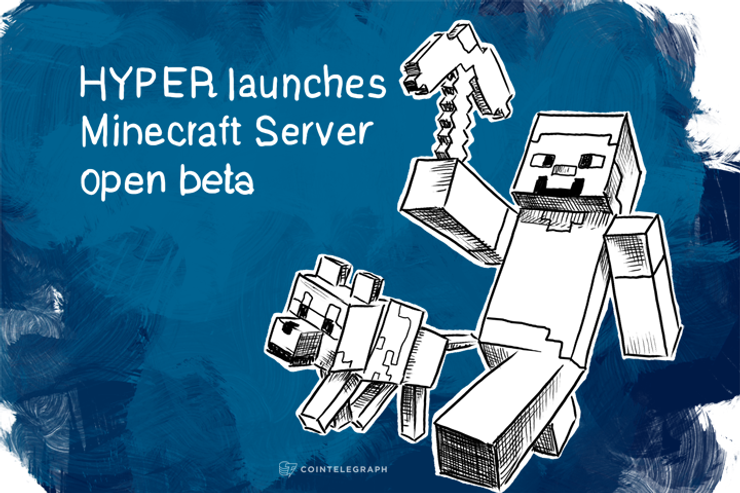 HYPER launches Minecraft Server open beta