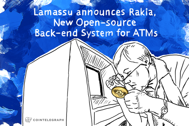 Lamassu announces Rakia, New Open-source Back-end System for ATMs