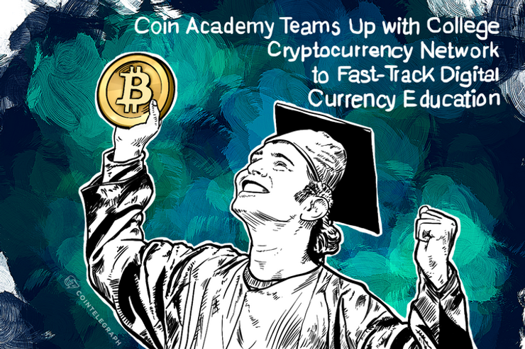 Coin Academy Teams Up with College Cryptocurrency Network to Fast-Track Digital Currency Education