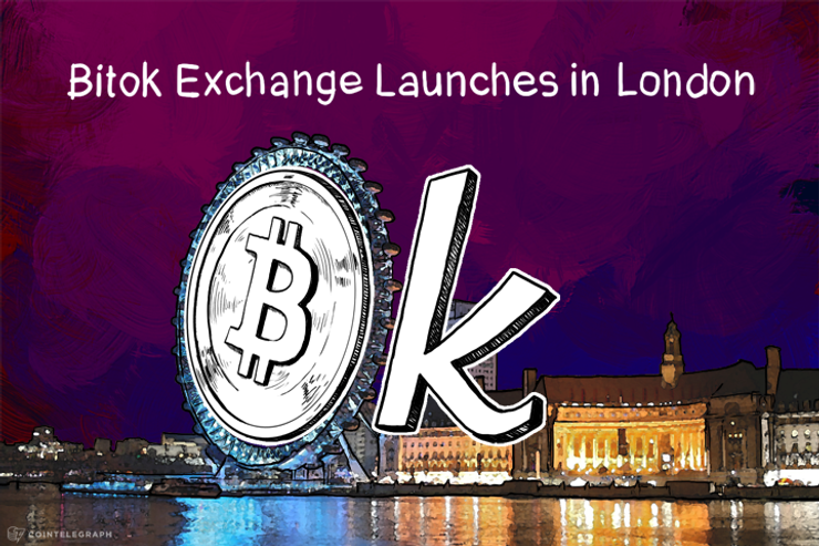 Bitok Exchange Launches in London