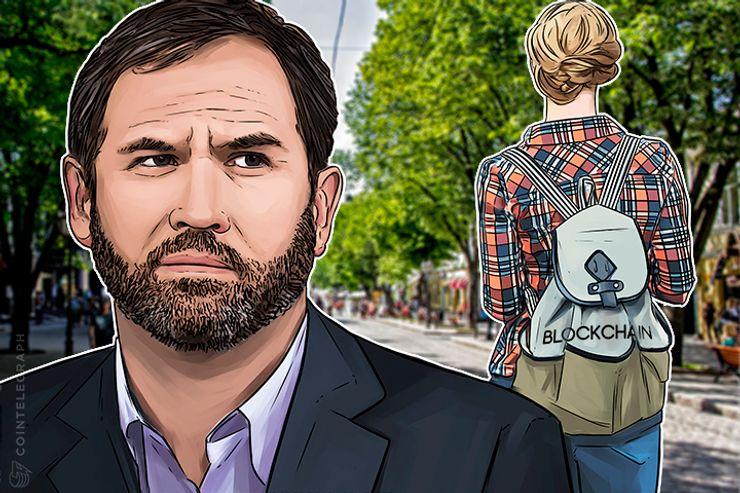 """CEO da Ripple rouba a cena no experimento científico """"Turistas Blockchain"""""""