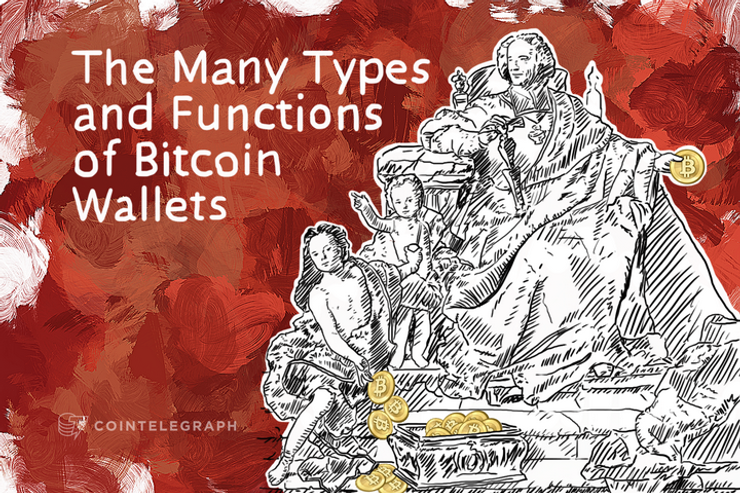 The Many Types and Functions of Bitcoin Wallets