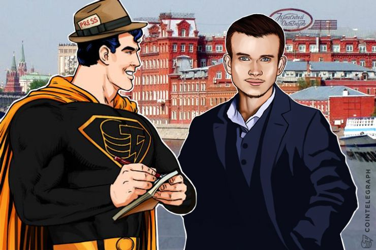 Exclusive Interview with Vitalik Buterin: Ethereum, Bitcoin, ICO & More