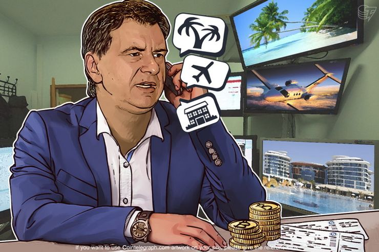 Global Travel IT Provider Goes Bitcoin