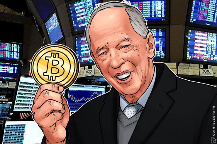 Bitcoin se está negociando a buenos precios en la bolsa de valores