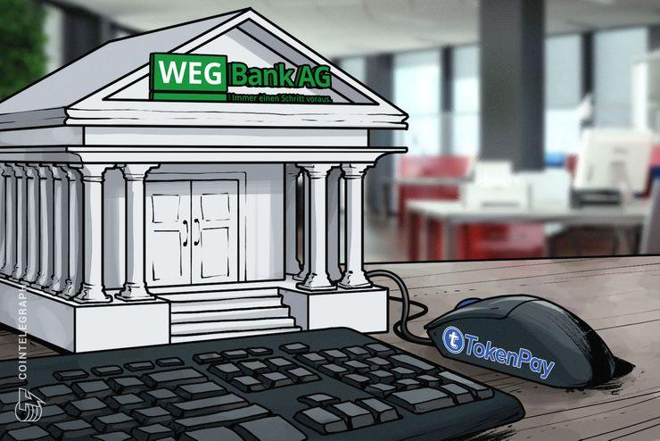 Schweizer Blockchain-Startup TokenPay übernimmt rund 10 Prozent an deutscher WEG Bank