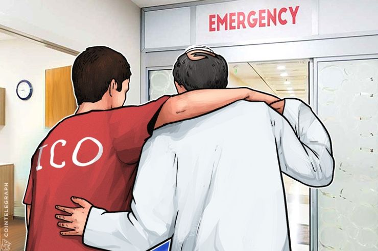 ICOs Have Entered Intensive Care
