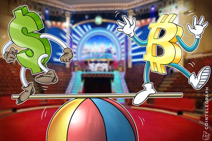 Bitcoin Price Climbs, Millibit-To-Dollar Parity Here Again, $16 Bln Market Cap