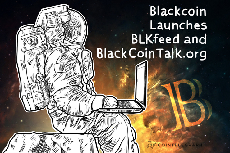 Blackcoin Launches BLKfeed and BlackCoinTalk.org