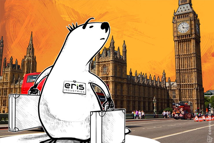 Eris Industries Leaves UK After Orwellian Bill Reintroduced