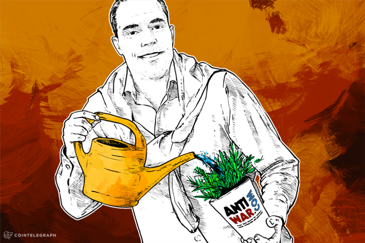 Roger Ver Doubles Donation Match for Antiwar.com to $20K