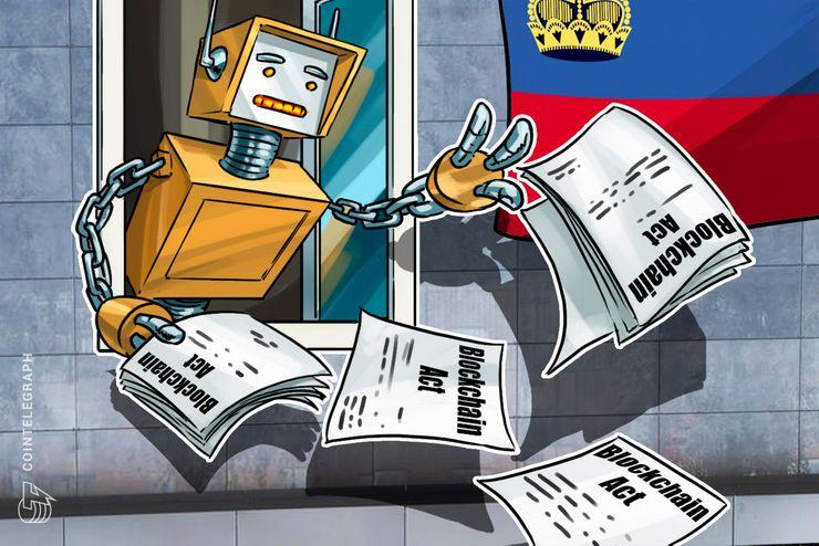 Liechtensteiner Blockchain-Gesetz wird auf Herbst verschoben