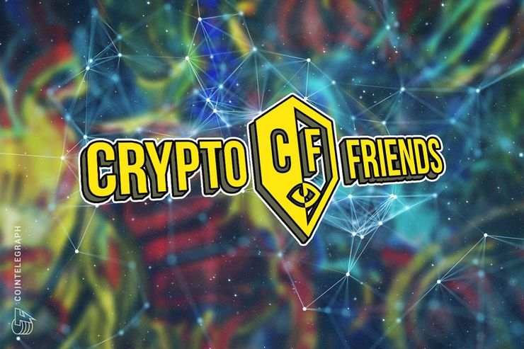 "CryptoFriends Will Celebrate Its 1st Birthday On the ""Blockchain Island"""