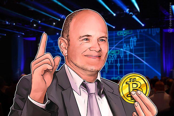 Billionaire Investor Novogratz: Institutional Investors Will Soon Adopt Bitcoin