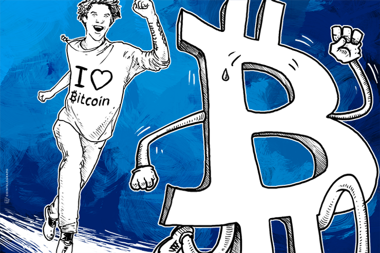 Libertarians: 'Bitcoin's Biggest Threat'?