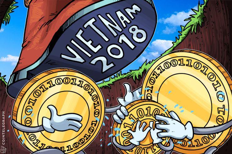 Banco central vietnamita bane as criptomoedas