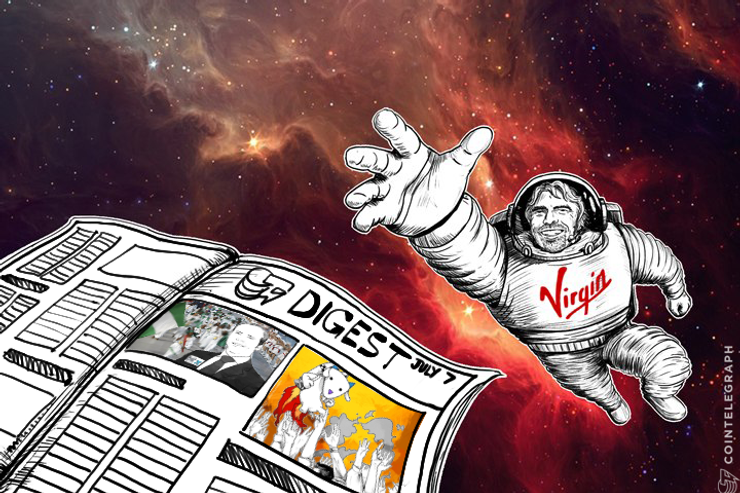 JUL 7 DIGEST: New Dutch Law on Bulk Surveillance Allows Bitcoin Network Tapping; Irish Company Offers BTC Services to Greek Businesses