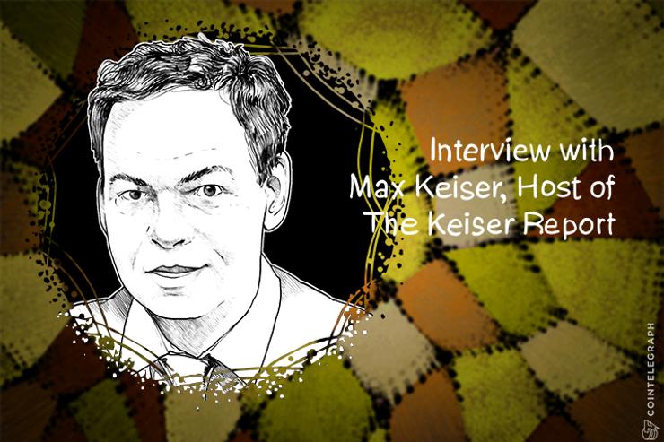 Max Keiser, StartJOIN Co-founder: 'We are Monetizing Altruism'