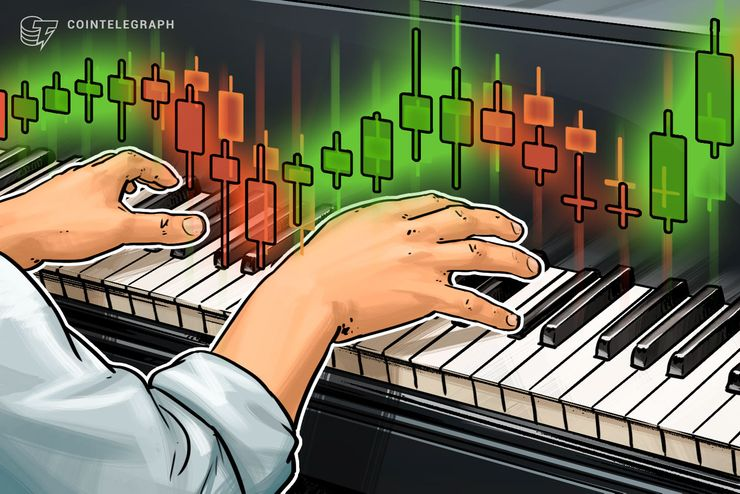 Crypto Markets See Mix of Red and Green, Top 10 Coins in Slight Decline