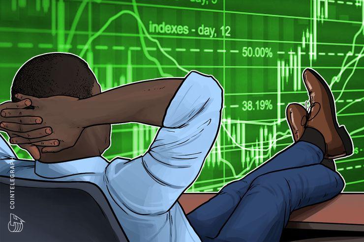 Los criptomercados ganan 25.000 millones de dólares a lo largo de la semana, el precio de Ethereum supera los 600 dólares