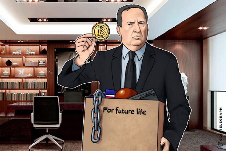 "Larry Summers: ""Blockchain is Going to Be Fundamental"""