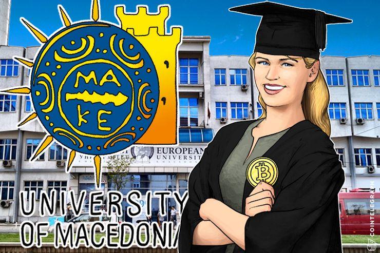 University of Macedonia Investigates Cryptocurrency Adoption in the EU