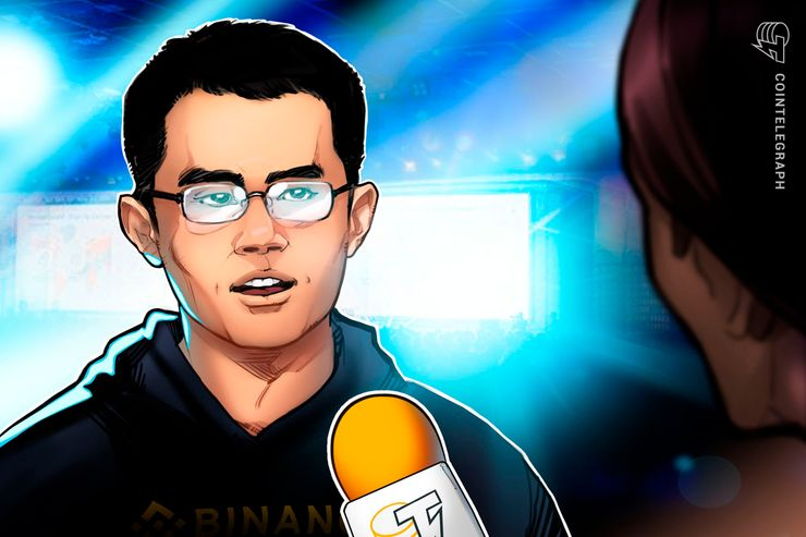 'We Try Very Hard to Not Be Number One All the Time,' Interview With Binance CEO Changpeng 'CZ' Zhao