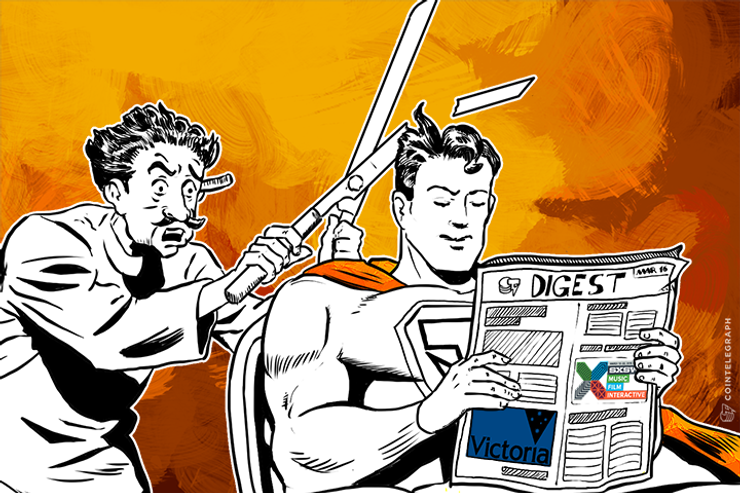 MAR 16 DIGEST – California contemplates crypto license, Australia auctioning US$7.1 million in bitcoin