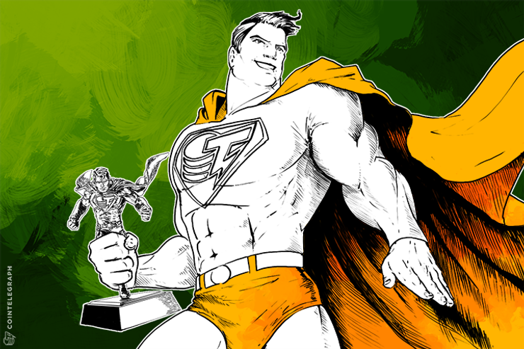 And the Winners of Cointelegraph's 2014 Bitcoin Industry Awards Are …