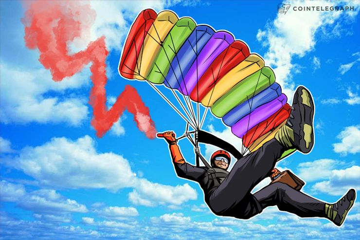 Bitcoin Drops Below $10,000 In Hours As Volatile Cycle Continues