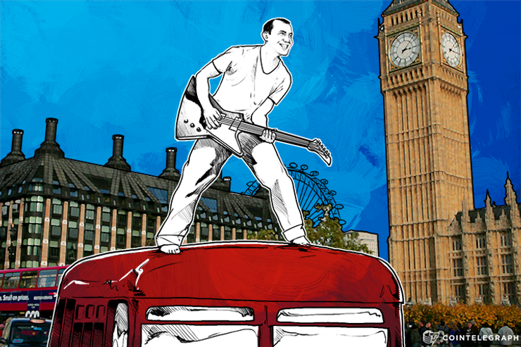 Andreas Antonopoulos Rocks Wired Money 2015 Conference in London