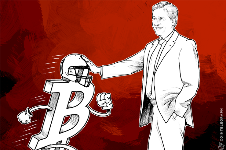J.P. Morgan Chase CEO Jamie Dimon: 'Bitcoin Is Going To Be Stopped!'