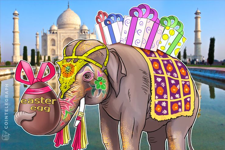 Blockchain Platform Based in Singapore Reinvents Gift-Giving in India