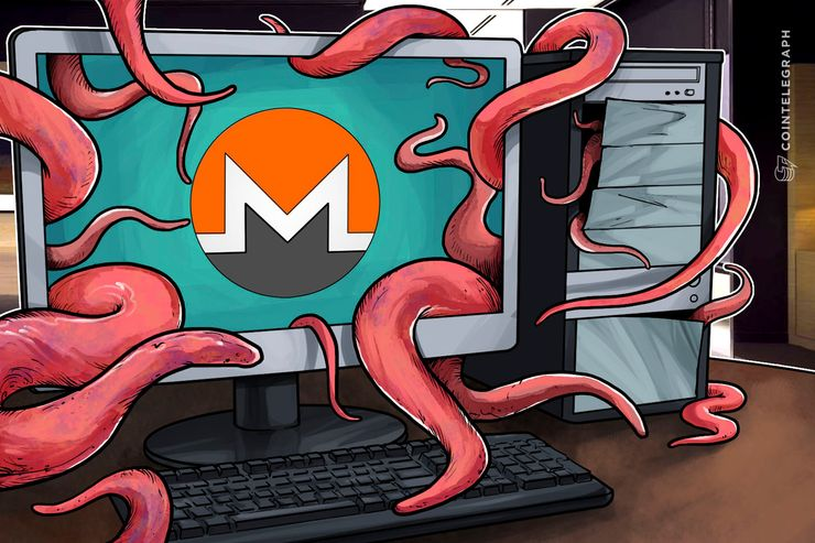 5% de Monero en circulación fue minado a través de malware, según un estudio