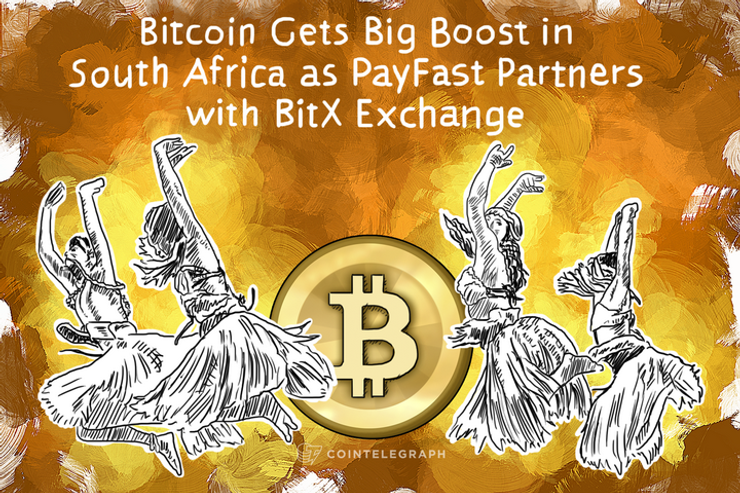 Bitcoin Gets Big Boost in South Africa as PayFast Partners with BitX Exchange